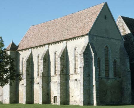 Coulommiers : la chapelle Sainte-Anne